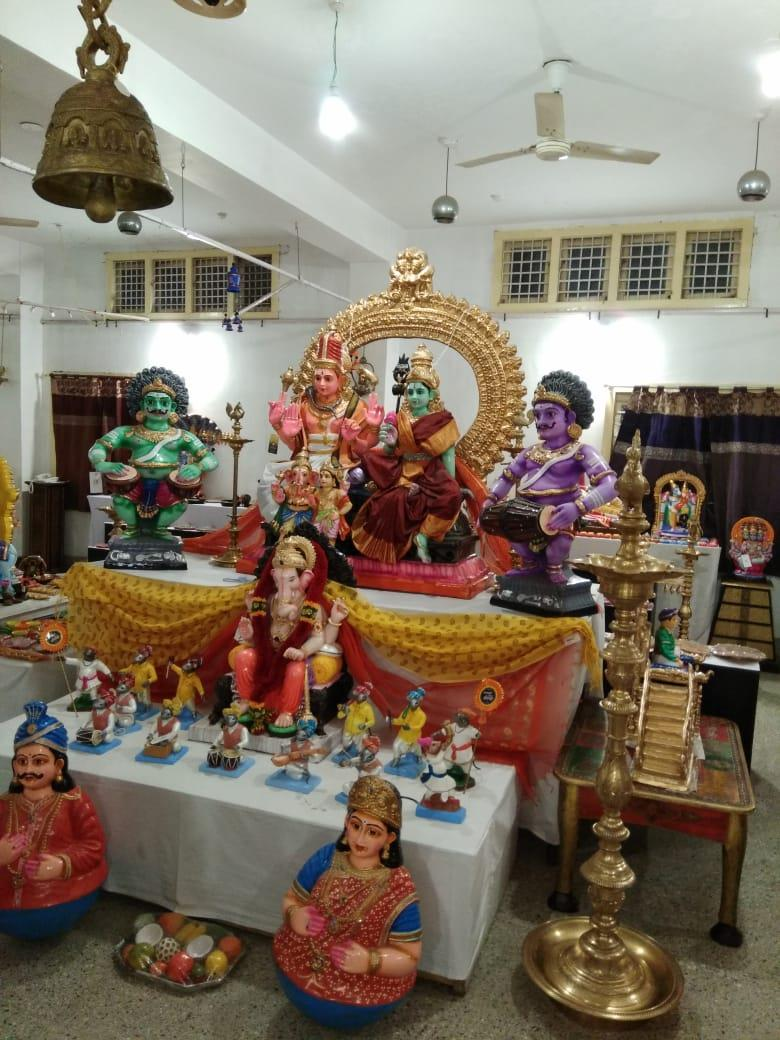 Doll Exhibition at mysore