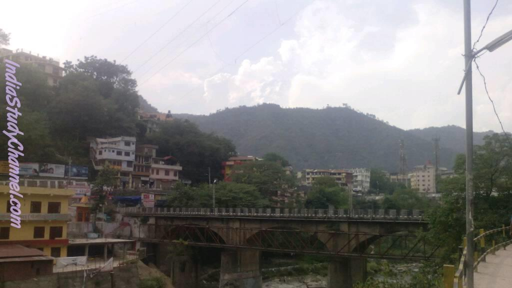 Image of Mandi Bridge, Mandi