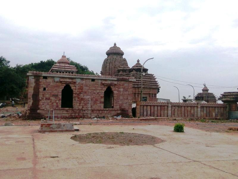 TaraTarini Temple of Ganjam district Odisha