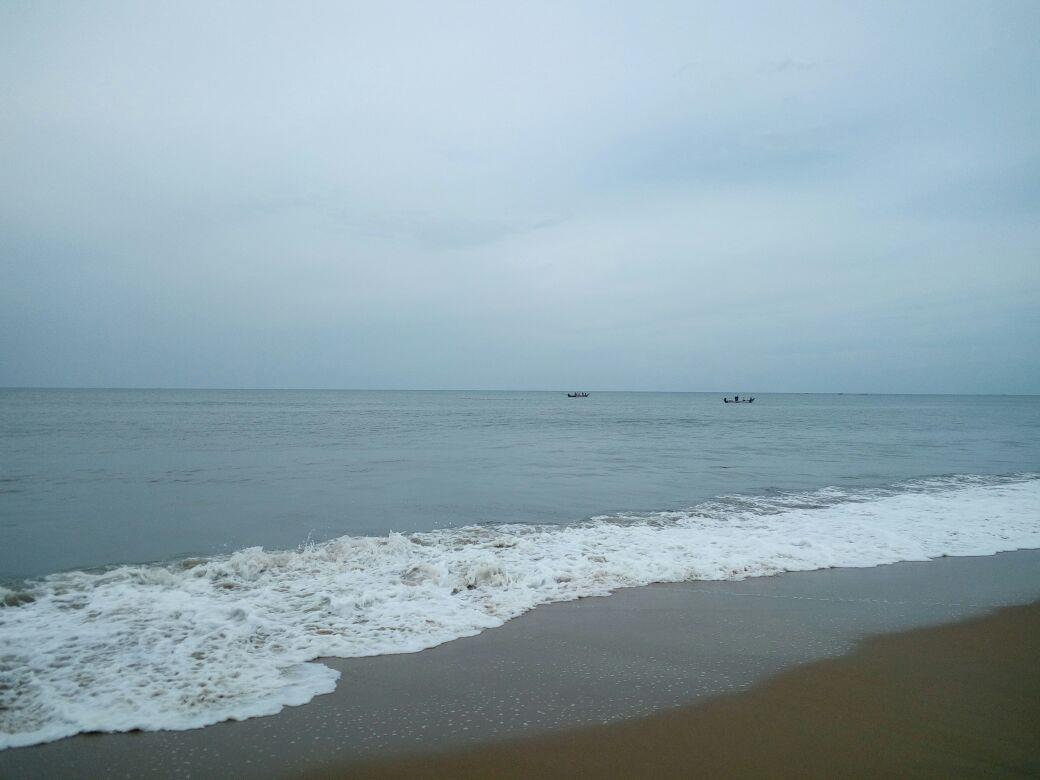 East Coast Road(ECR) Beach,Chennai