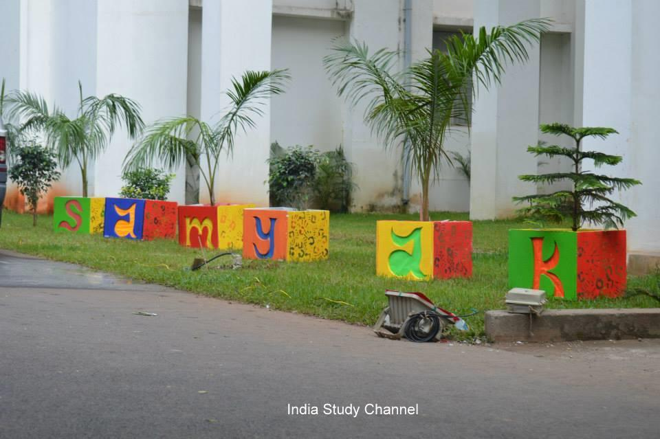 Art done by students in KL University