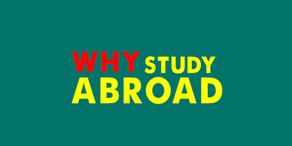 Why Study Abroad is beneficial