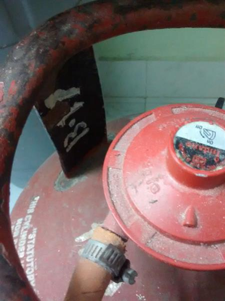 How to determine the expiry period of LPG Cylinder