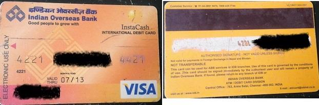 sample letter for getting new atm card replacing expired atm card