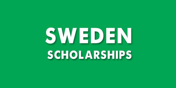 Sweden Scholarships