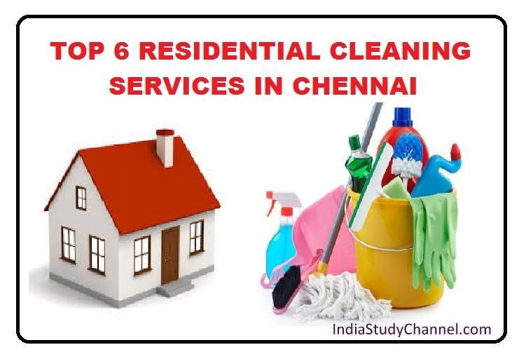 top residential cleaning services in chennai