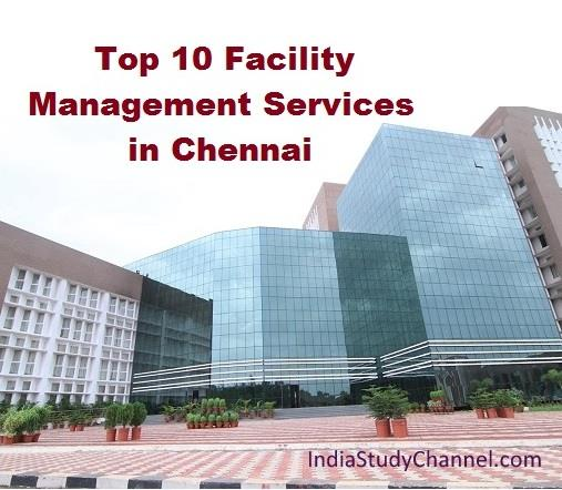 Top facility management services in Chennai