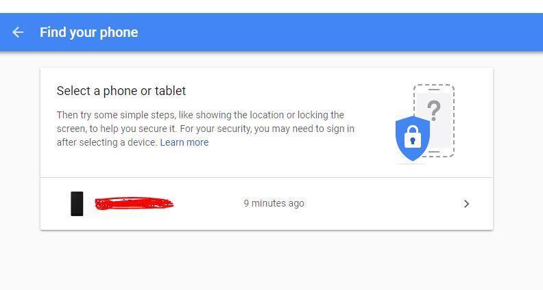 Google Phone 1