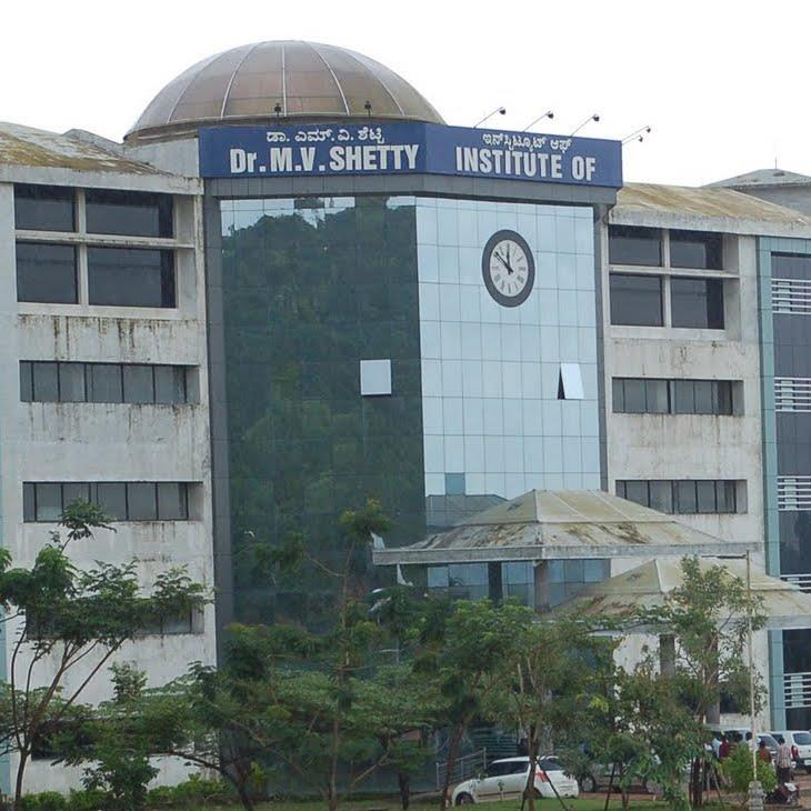 Dr. M.V. Shetty Memorial Trust Colleges