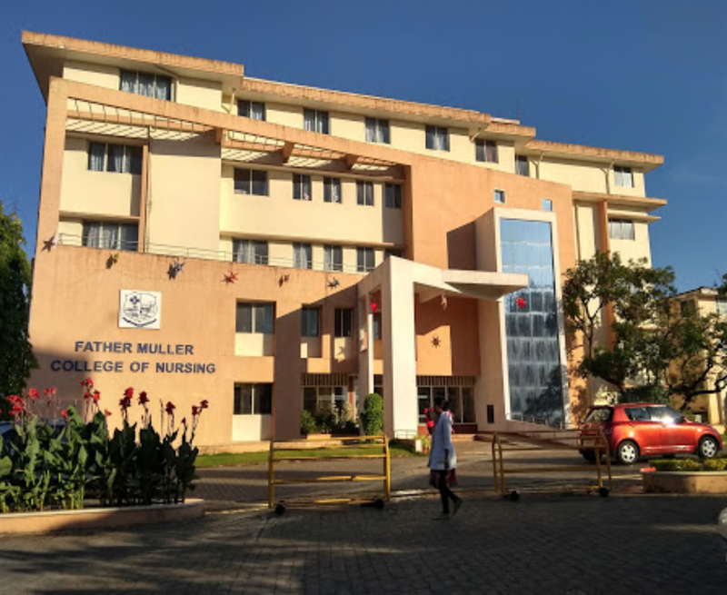 Father Muller College of Nursing, Mangalore