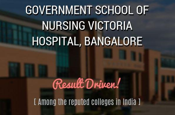 Victoria Hospital School of Nursing