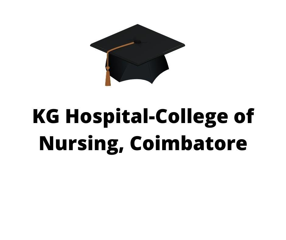 KG Hospital-College of Nursing, Coimbatore