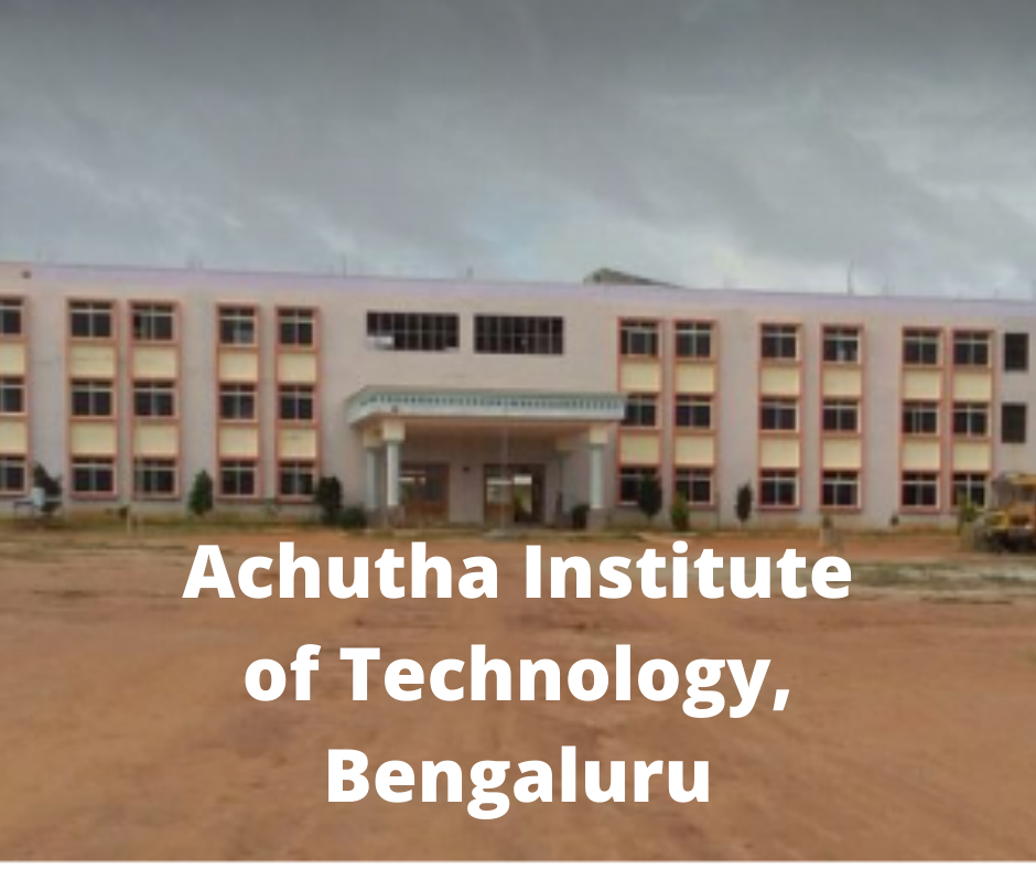 Achutha Institute of Technology, Bengaluru