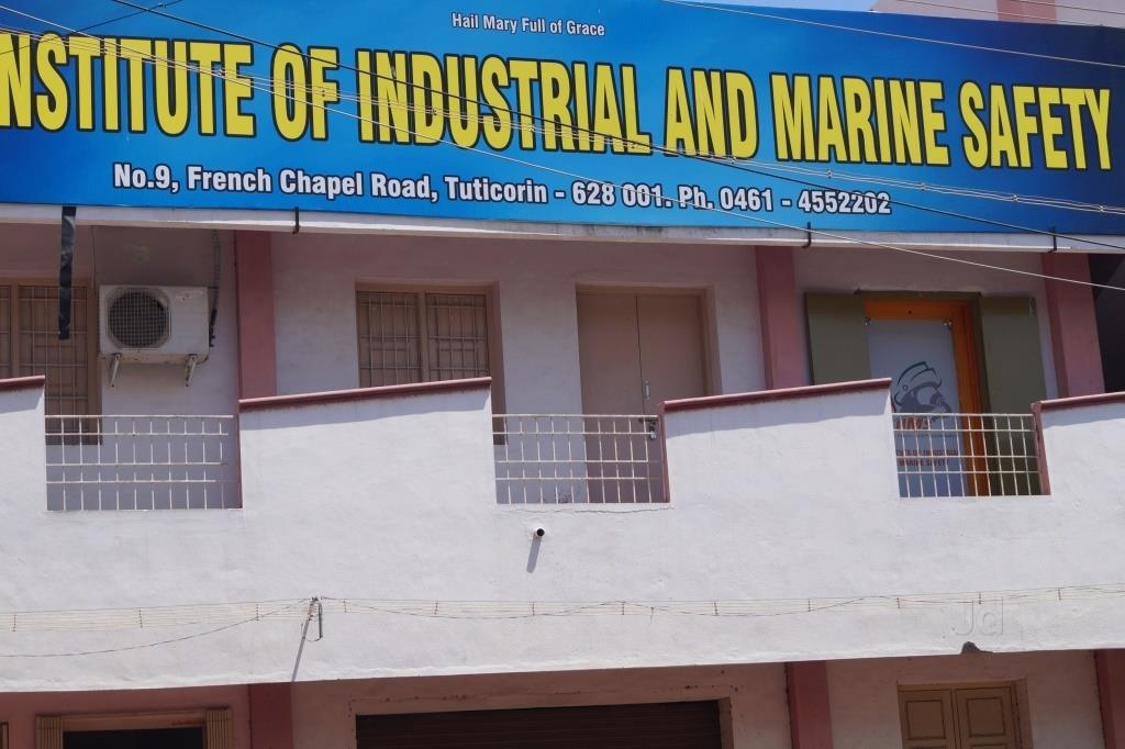 Institute of Industrial And Marine Safety Front View