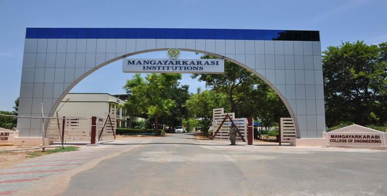 Mangayarkarasi Arts and Science College for Women, Madurai