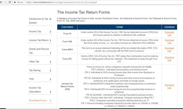 How to get Form 16A from a bank?