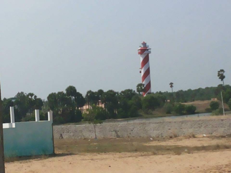Alam Parai Light House