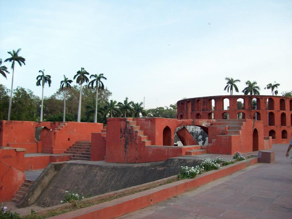 Jantar Mantar at New Delhi