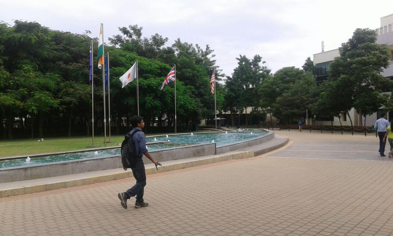 Wipro Office in Electronics city, Bangalore