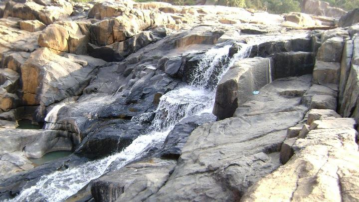 Putudi Waterfall at Phulbani, Kandhamal