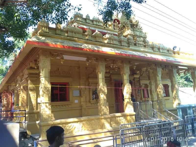 Sri Govinda Raja Swamy Temple on the way to Tirumala, Chittor District, A.P.