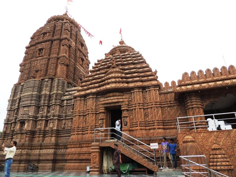 Jagannath Temple at Banjara Hills Hyderabad