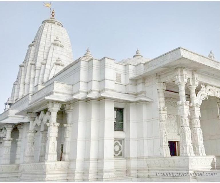 Birla Mandir - famous temple of lord venkateshwara in hyderabad
