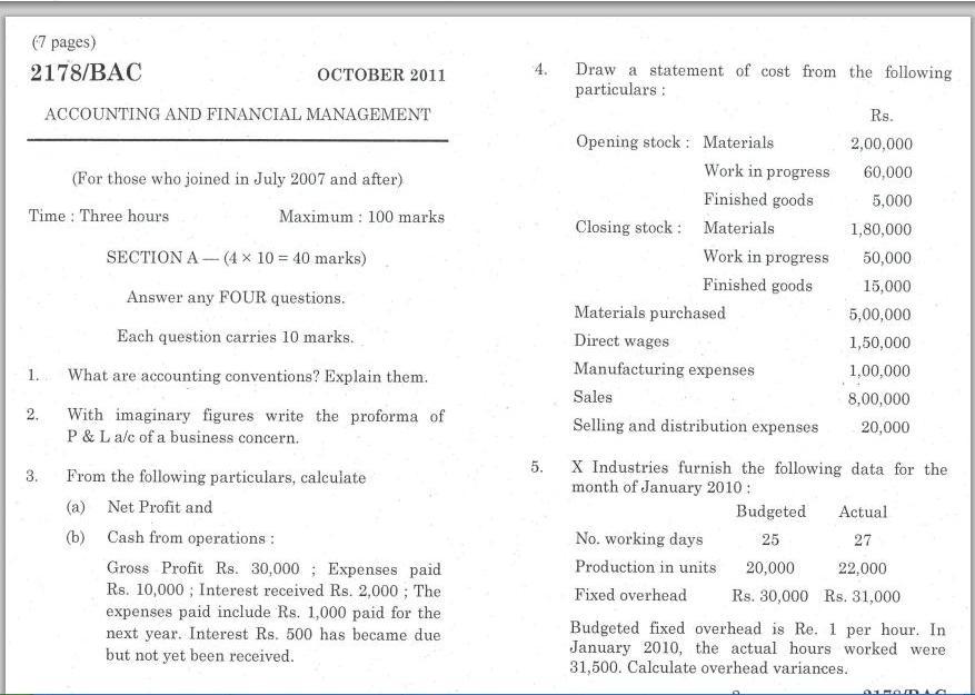 Madurai Kamaraj University Politics Accounting and Financial