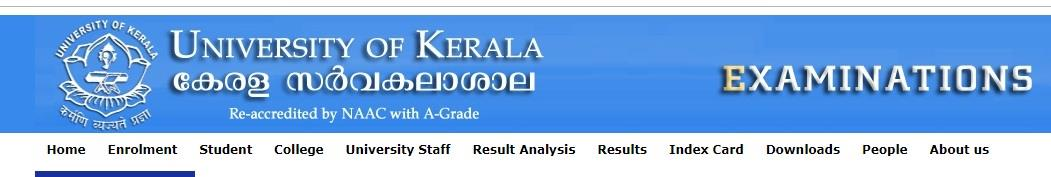 University of Kerala 2019 Third Semester and Fourth Semester B.Com Degree important dates