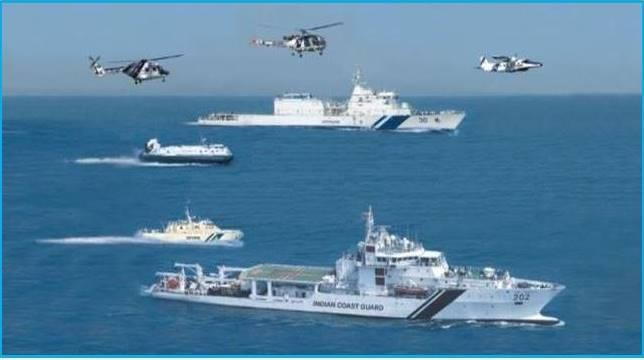 Indian Coast Guard Image