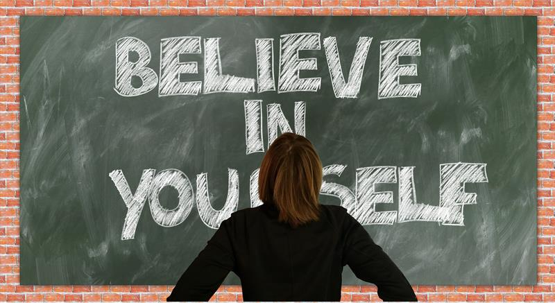 Believe in yourself motivation