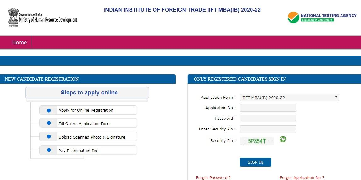 IIFT MBA IB 2020-22 exam results 2019 published