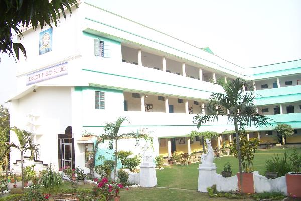 School building of crescent bokaro